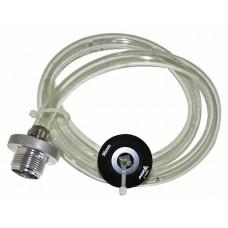 Hadica na vypúšťanie oleja z filtra, pre benzínové motory VAG 1.8 a 2.0 litra, s adaptérom