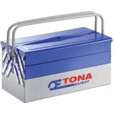 Kovová rozkladacia prepravka na náradie 535 mm - Tona Expert (E010201T)