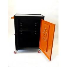 Montážna pojazdná skriňa 576x458x283mm - MARS (6090)
