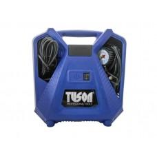 Bezolejový vzduchový kompresor 1,1 kW, prenosný, s príslušenstvom - TUSON 130045