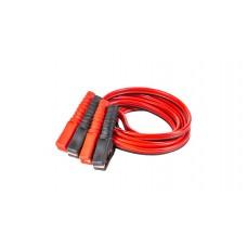 4 CARS Štartovací kábel - izolované kliešte 400AMP, 5.0MM², 4M