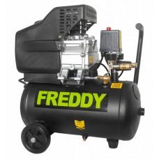 Olejový kompresor 1,5kW; 2,0HP; 24l FREDDY FR001