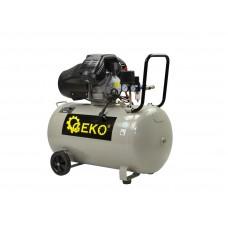"""Olejový vzduchový """"V"""" kompresor dvojvalcový, 100 l, 230V"""
