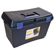 Plastový kufor na náradie 515 x 287 x 338 mm, nosnosť 120 kg - MAGG PP159