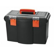 Kufor - basa na náradie 450 x 260 x 290 mm, plast